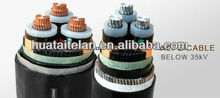 Star cables in North America! 0.6/1KV ZR-YJLV32 XLPE Insulated PVC sheathed flame-retardant Power Cable