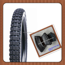 Motorcycle tyre manufacturer in China size 3.00-18 6pr/8pr