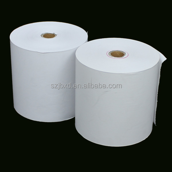 Wholesale 57mm/80mm Thermal Roll Paper Products For POS/ATM Paper Manufacturer