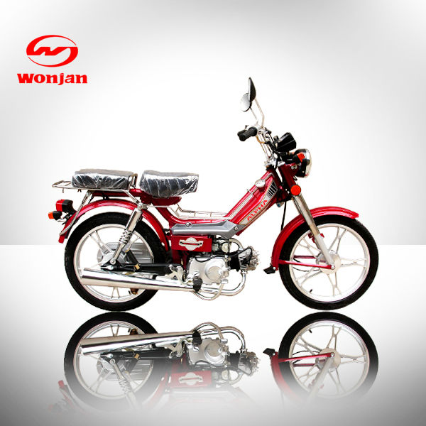Chinese cheap gas mini motorcycle(WJ48Q)