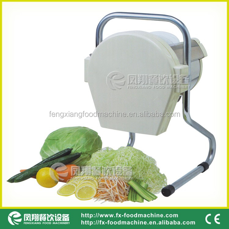 Cutter Type Vegetable Tomato Leek Cucumber Slicing Chopping Machine for home use