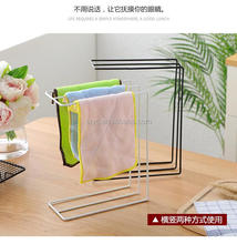 Dishcloth Cloth Rack Kitchen Washing Cloth Storage Rack