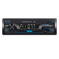 car music player With USB SD Car Dvd Player With Bluetooth With Colorful LCD Car Mp3 with FM Car Audio Mp3 With Aux In