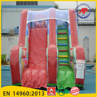 inflatable stair slide toys,inflatable slip n slide,banzai inflatable water slide
