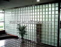 Hollow Glass Blocks/Bricks