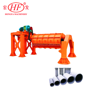 concrete pipe making machine automatic welded cage machine