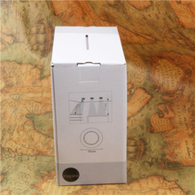 Good-looking paper olive oil packaging box