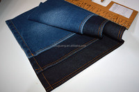 cotton polyester denim fabric for jeans