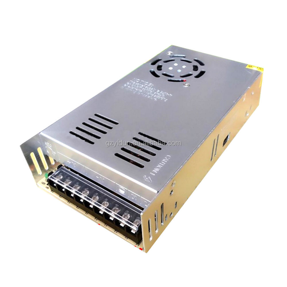YIDUN Lighting LED Power Supply AC 110V / 220V to DC 12V 10A 120W LED switch transformer for LED strip