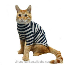 High Quality Whloesale plaid Dog costume Cat Clothes/ Cat Coat Apparel/ Designer For Cat