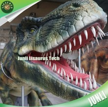 Lisaurus-L256 Highly custom hidden legs 3d dinosaur costume