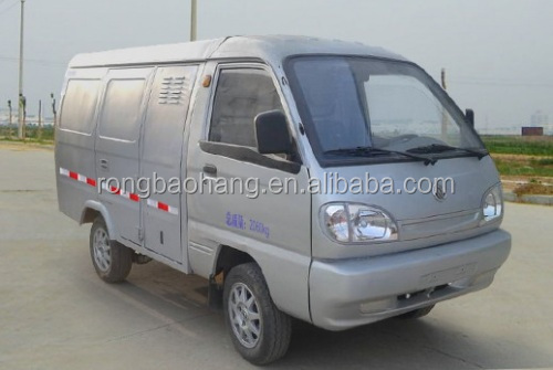 Dongfeng EQ5021XXYACBEV3 pure electric van truck