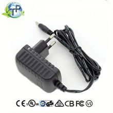 Input 220V 24V output Adapter UK Plug 18W Power Supply for LED