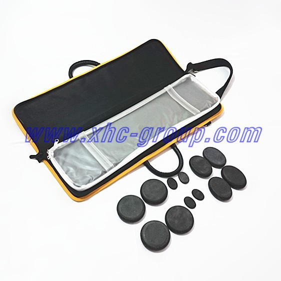 Packing hot stone massage as FOB price