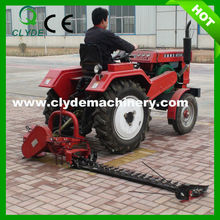 2017 best selling tractor lawn mower slasher for sale