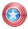 Fidget Spinner Captain America Toy For