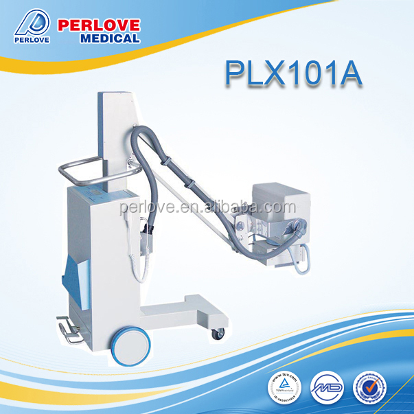 Digitalized mobile X-ray system PLX101A with CR system