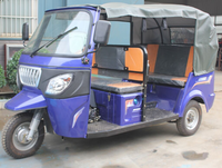 ztr trike roadster 250cc/diesel auto rickshaw carriage cargo tricycle