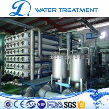 Moveable RO Host Of Brackish Drinking Water Desalination Plant/Ro Seawater Desalination Plant