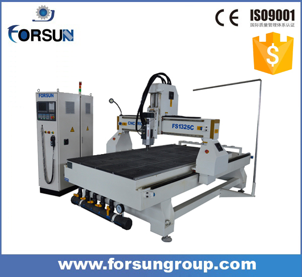 Long life time CNC Router wood cutting machine for mdf