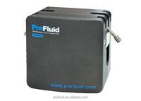 Prefluid KZ25 Dispensing Pump head, chemical dosing pump working principle