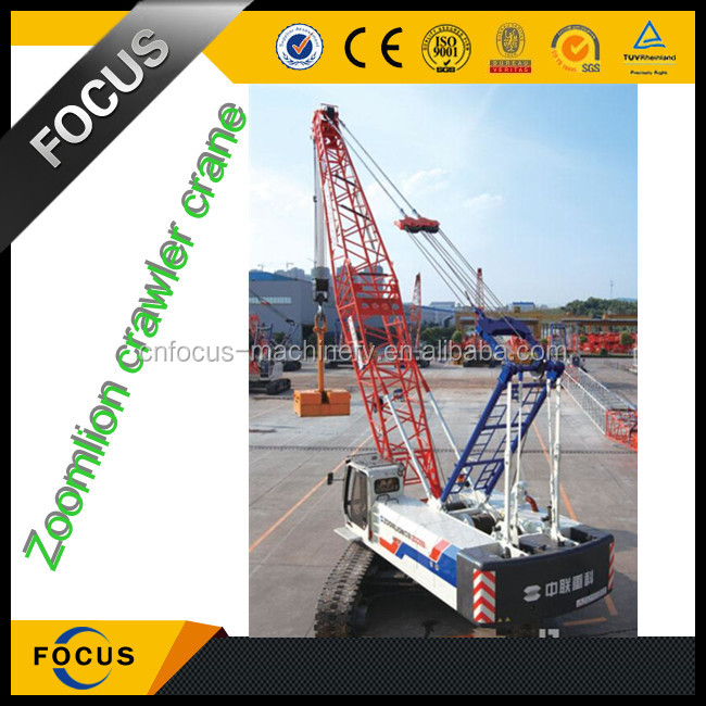 Zoomlion China QUY180 180 tons crawler crane with competitive price