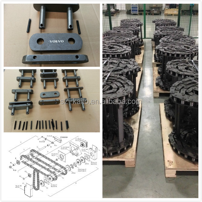 Conveyor Chain PN4610312147 for Vogele S2100