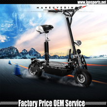 brushless motor electric scooter with 1300w motor