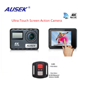 go pro touch screen style with high quality 4k wifi action camera support wifi remote control