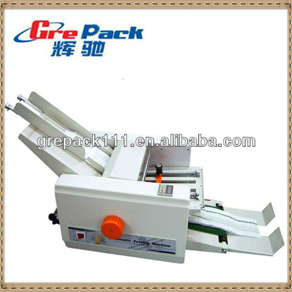 auto Paper Folding Machine for seven styles