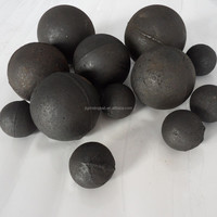 low breakage rate cast iron grinding balls for ball mill