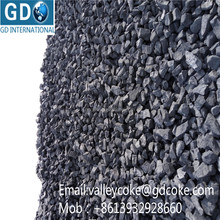 Ash 12.5%max foundry coke 150-300mm 100-200mm huge export to India