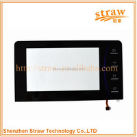 High Definition Capacitive 5.0 Inch Touch Screen Replacement