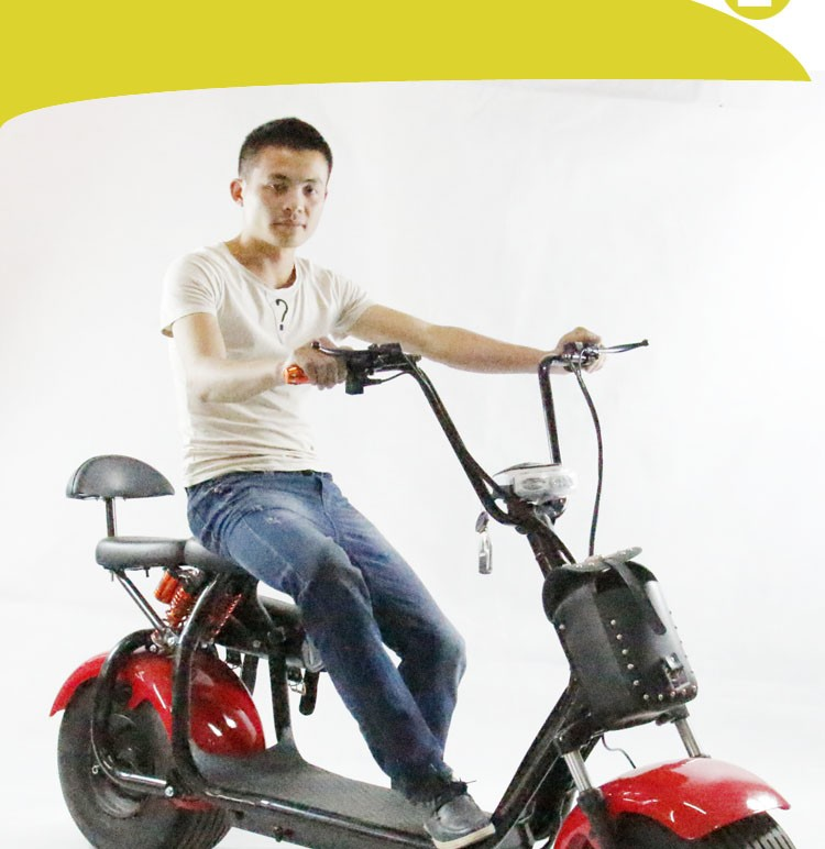 Leadway2 wheel electric standing scooter price china with roof(L16-06a)