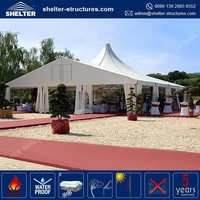 Shandong 2013 NEW arabian pole peak tent strong aluminum pole shelter