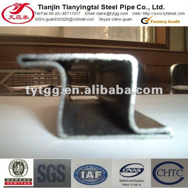 Steel Window Section