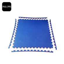 Melors 2cm High Density EVA Gymnasium Exercise Mat Factory