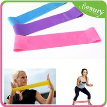 Latex exercise resistance loop band ,yn28 resistance bands for exercise