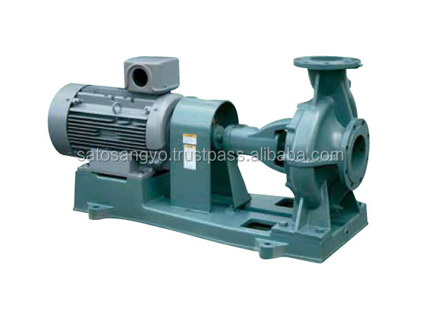 Centrifugal pump Durable and Cost-effective pump prices Tsurumi Pump with world standards JIS , ASME , ISO made in Japan