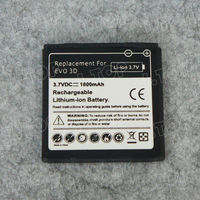 New original quality GB/T18287-2000 battery for HTC EVO 3D phone battery