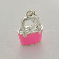 C358 Top Seller Cute Bag Thomas Saboo Charm Dangle Hot New Products For DIY Bracelets