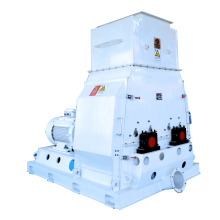 CE ISO Wood Chips Straw Crusher / Wood Hammer Mill