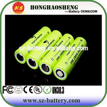 Top quality 18650 26650 batteries battery cell