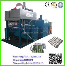 paper recycling plant for packing eggs/ paper egg plant