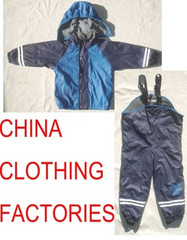 pu raincoat pu rainsuit kid rainsuit kid raincoat children raincoat rubber raincoat clothing factories in china