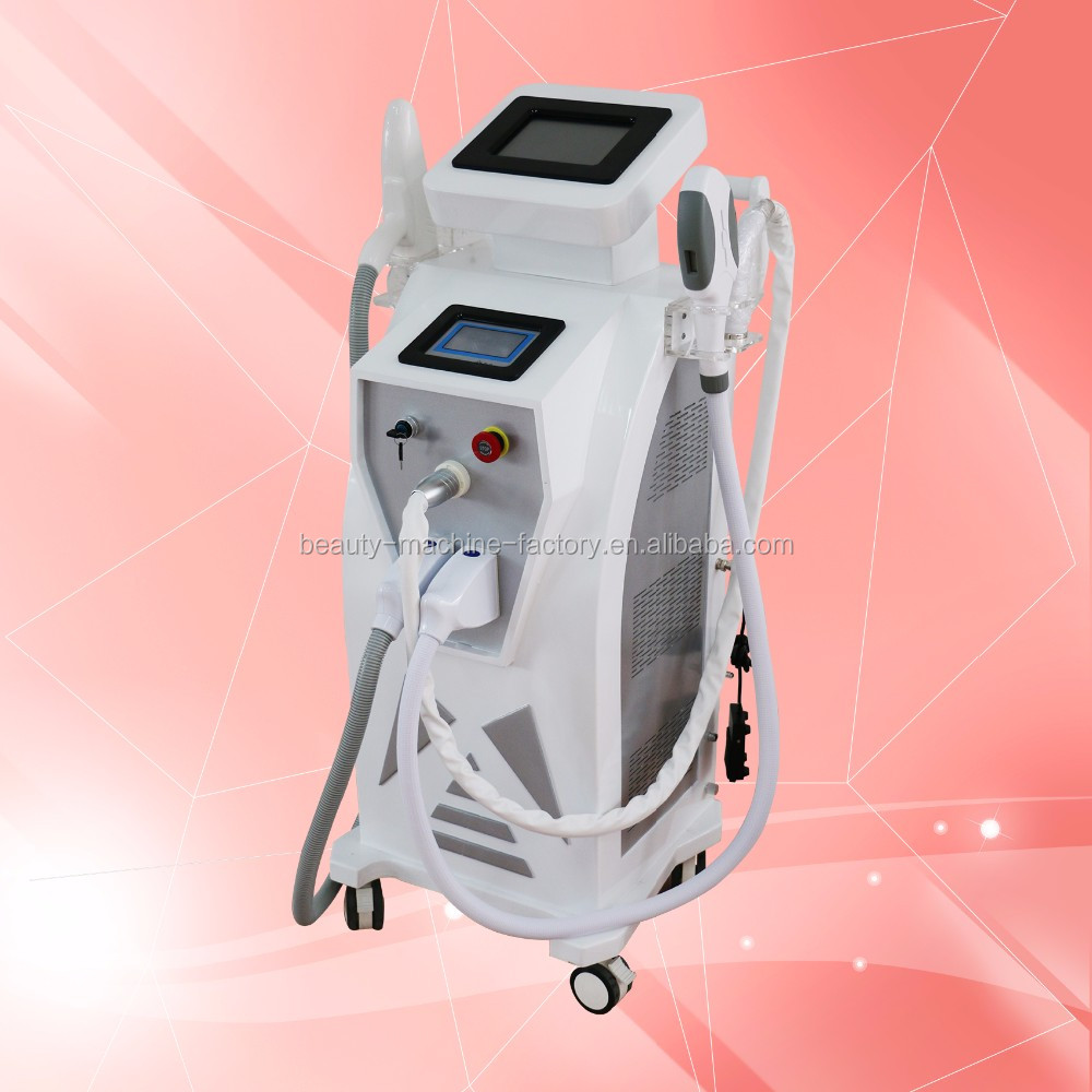 Portable ipl skin rejuvenation machine home use with CE