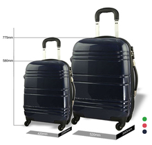 ABS PC trolley lugggage,travel hard case, trolley bag