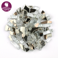 Factory outlet starfire fireglass for outdoor fire pit
