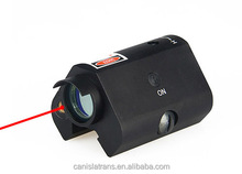 1X24Airsoft Tactical Red Dot Sight with red laser/hunting gun sight