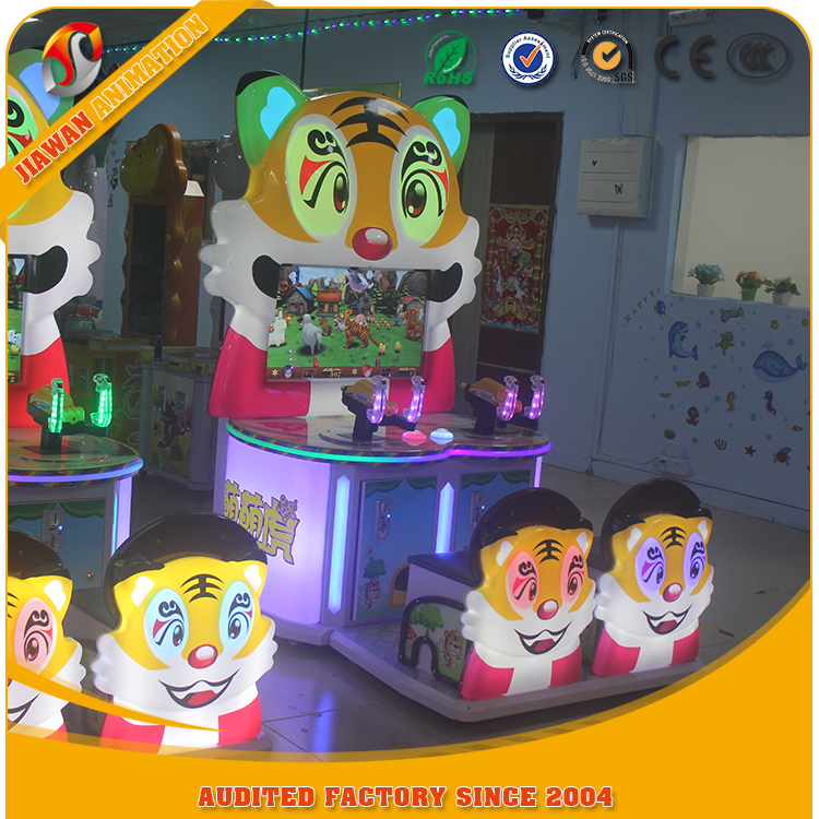Large supply best selling kids free shoting arcade games machine download